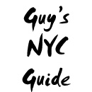 Read Guy's New York Guide