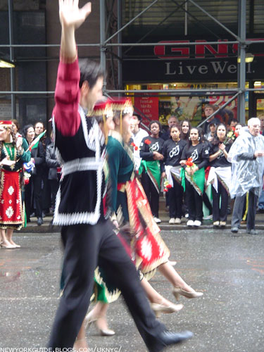Iranian / Persian Parade along Madison Avenue 2004