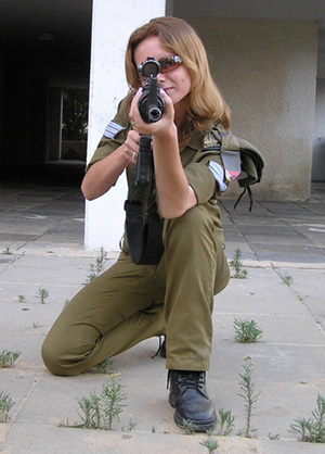 Israeli PR Problem to be Answered by Semi-Nude Women